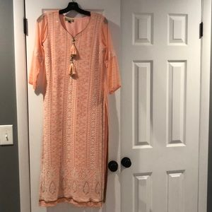 Dresses & Skirts - Two piece Indian dress and pant set
